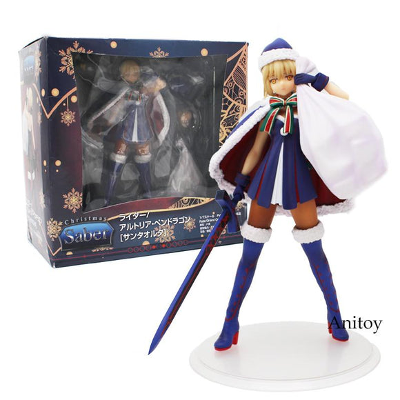 Fate Grand Order Christmas Saber 8