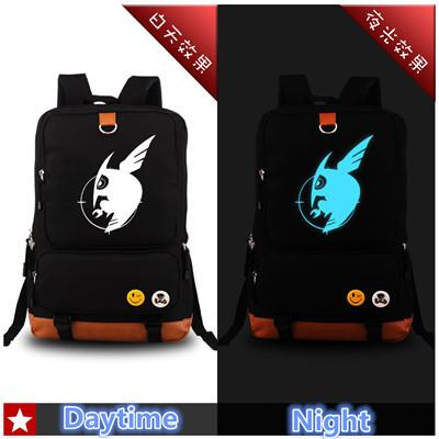 Akame Ga KILL Glow-in-the-dark Backpack - AnimeIkuNow