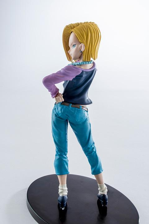 Dragon Ball Z  Android 18 Figure 6