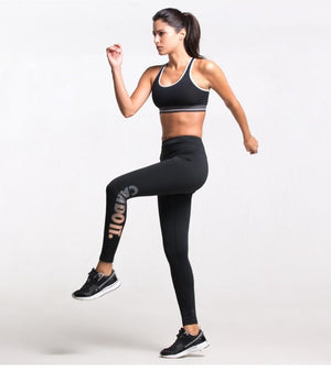 Pantalon Legging CAN DO IT (S au XL) - Yogaste