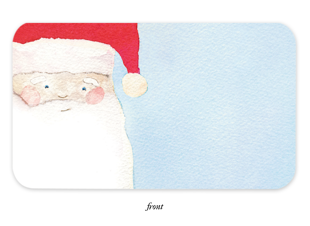 Santa Little Notes®