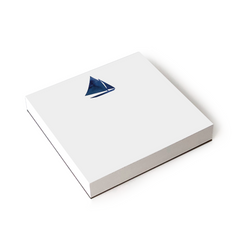 Sailboat Notepad
