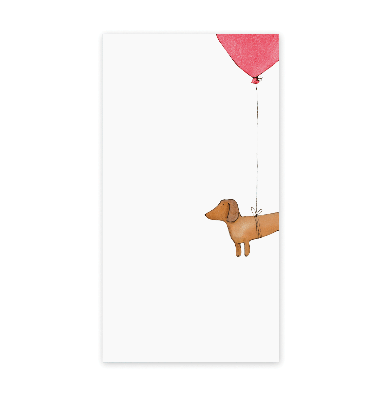 Hot Dog High Notepad