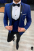 Eros Night Blue Slim Fit Suit