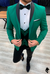 Eros Green Slim Fit Suit