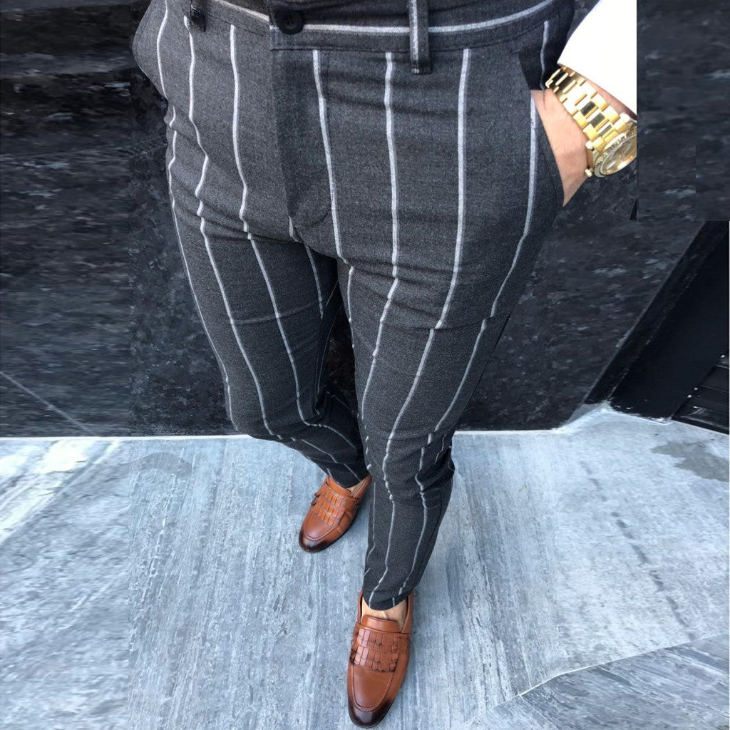 Mens Slim Fit Chinos