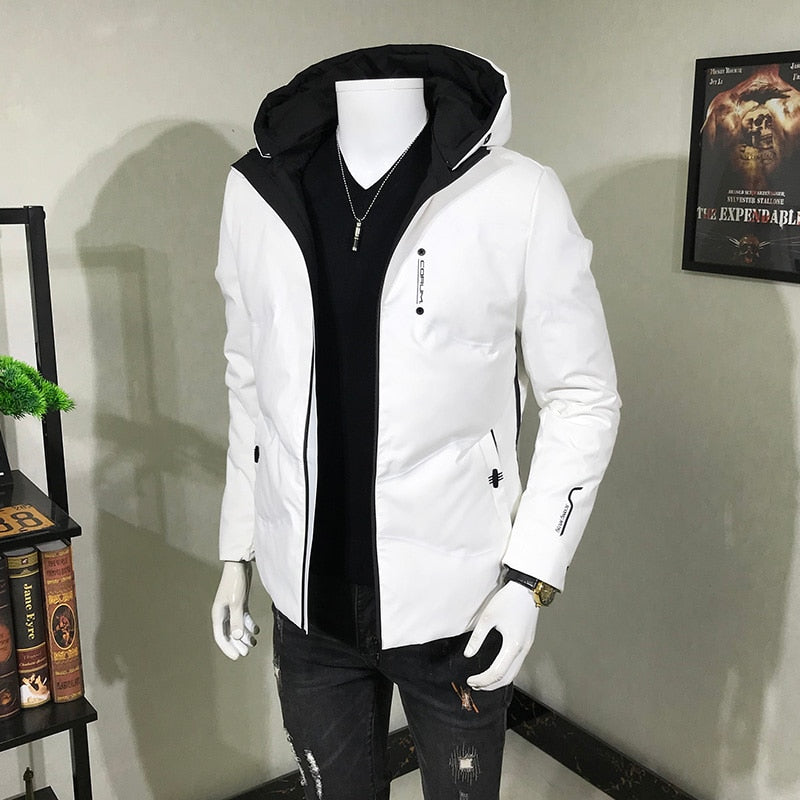 Men Winter Down Jacket