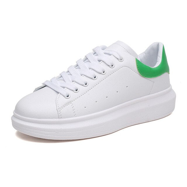 Designer Leather Sneakers