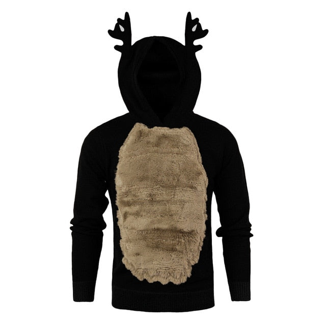 Elk Cosplay Sweater