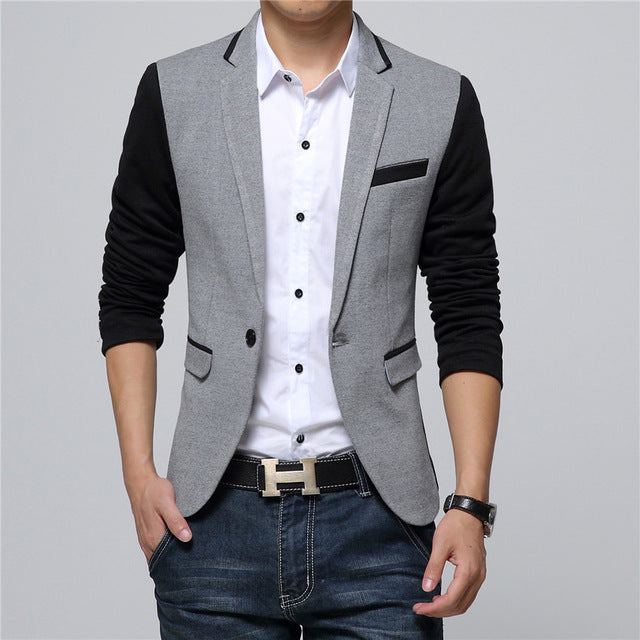 Casual Men Blazer