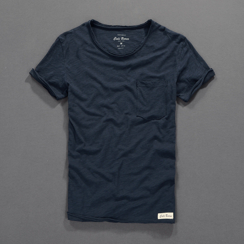 Cotton Short Sleeve