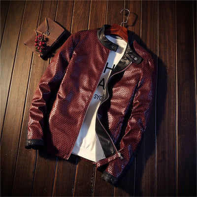 Newest Leather Jacket