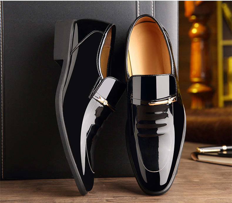 Men Dress Leather Shoes