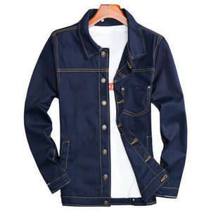 Denim  Classical Jacket