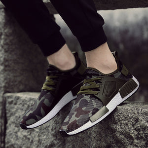 Military Camouflage Shoes