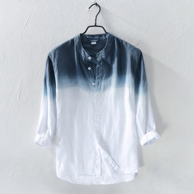 Summer Linen Cotton Shirt