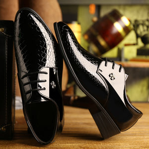 Breathable Pointed Shoes