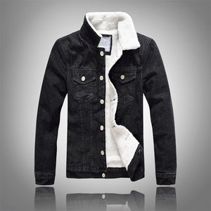 Denim Jacket Winter