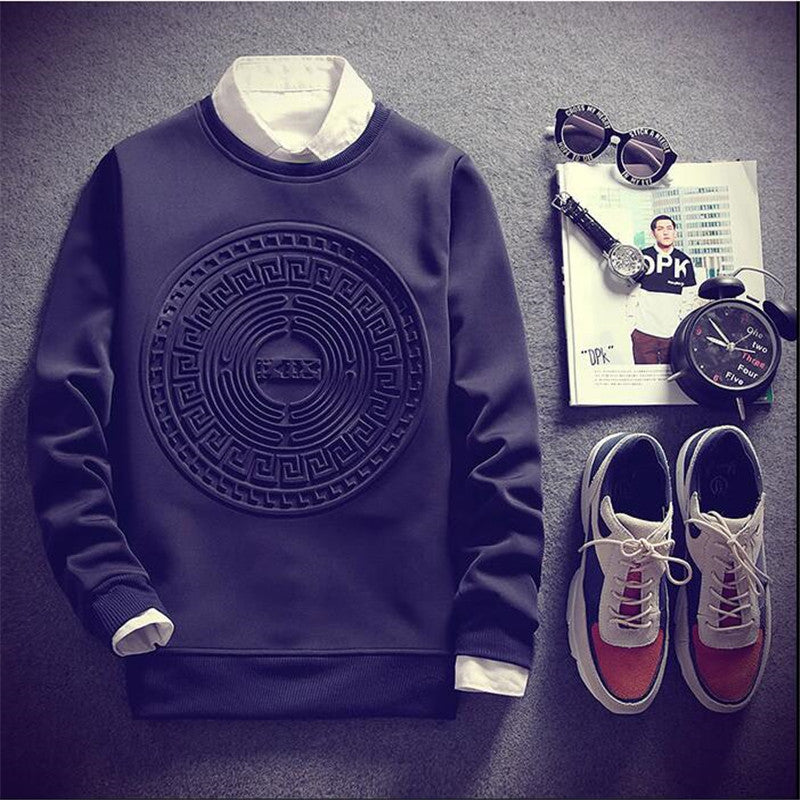 Men Cool Pullover