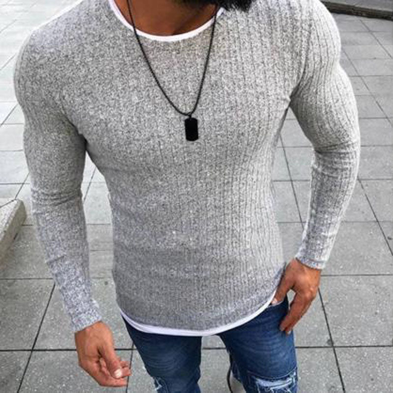 Winter Men Pullover