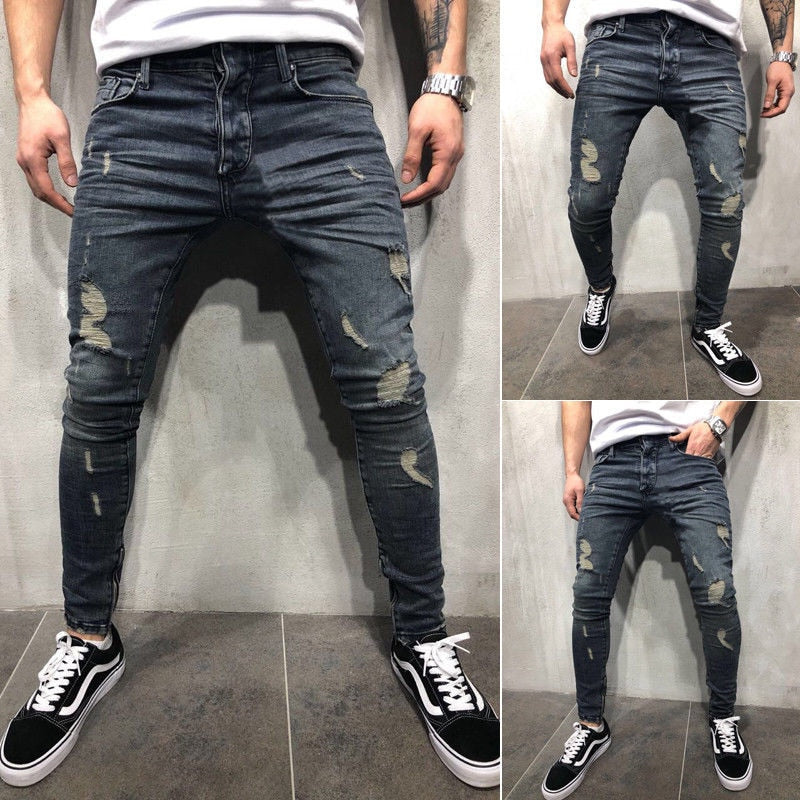 Mens Ripped Jeans 2020