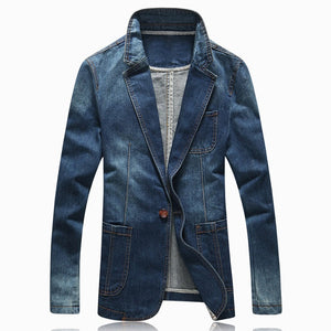 Spring Fashion Jeans Jacket