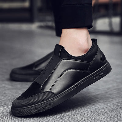 Chrome Casual Loafers