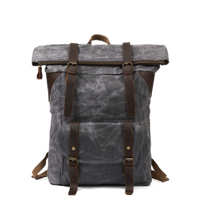 MULTIFUNCTION RETRO BACKPACK