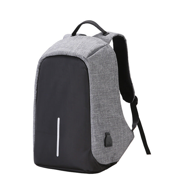 Best High-Tech Anti-Theft USB Charging Travel Backpack