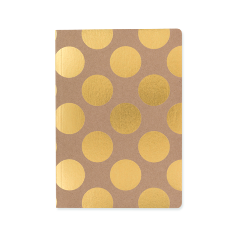 Shimmer Classic Notebook - Kraft
