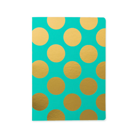 Shimmer Classic Notebook - Jade