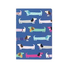 Sausage Dog Notebook