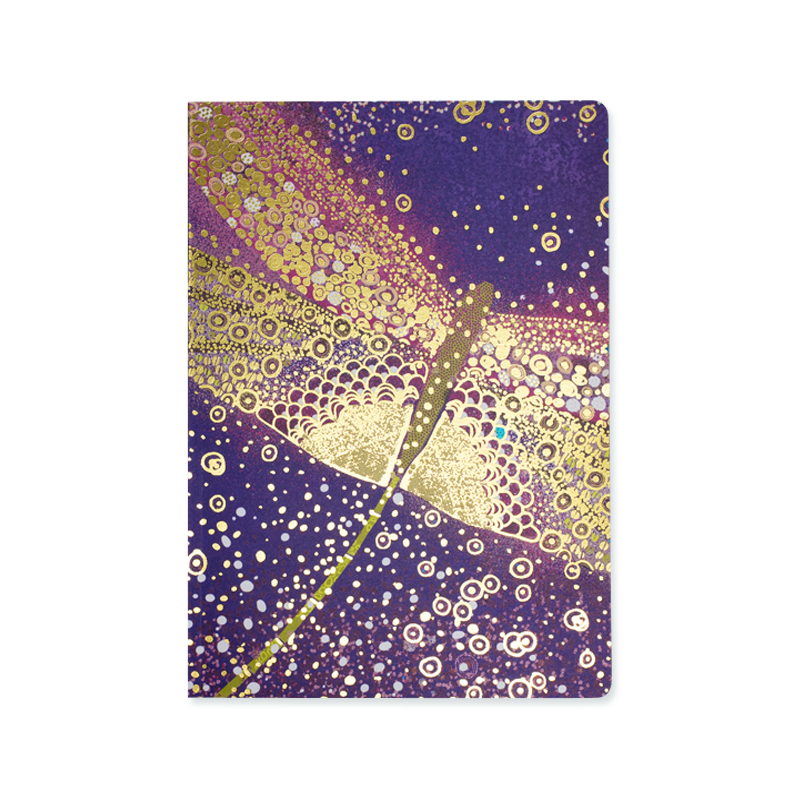Opium Notebook - Dragonfly
