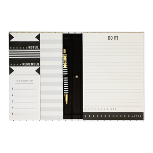 Alice Scott A5 Notepad Set