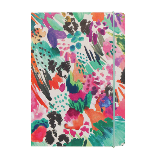 Carnival A5 Notebook