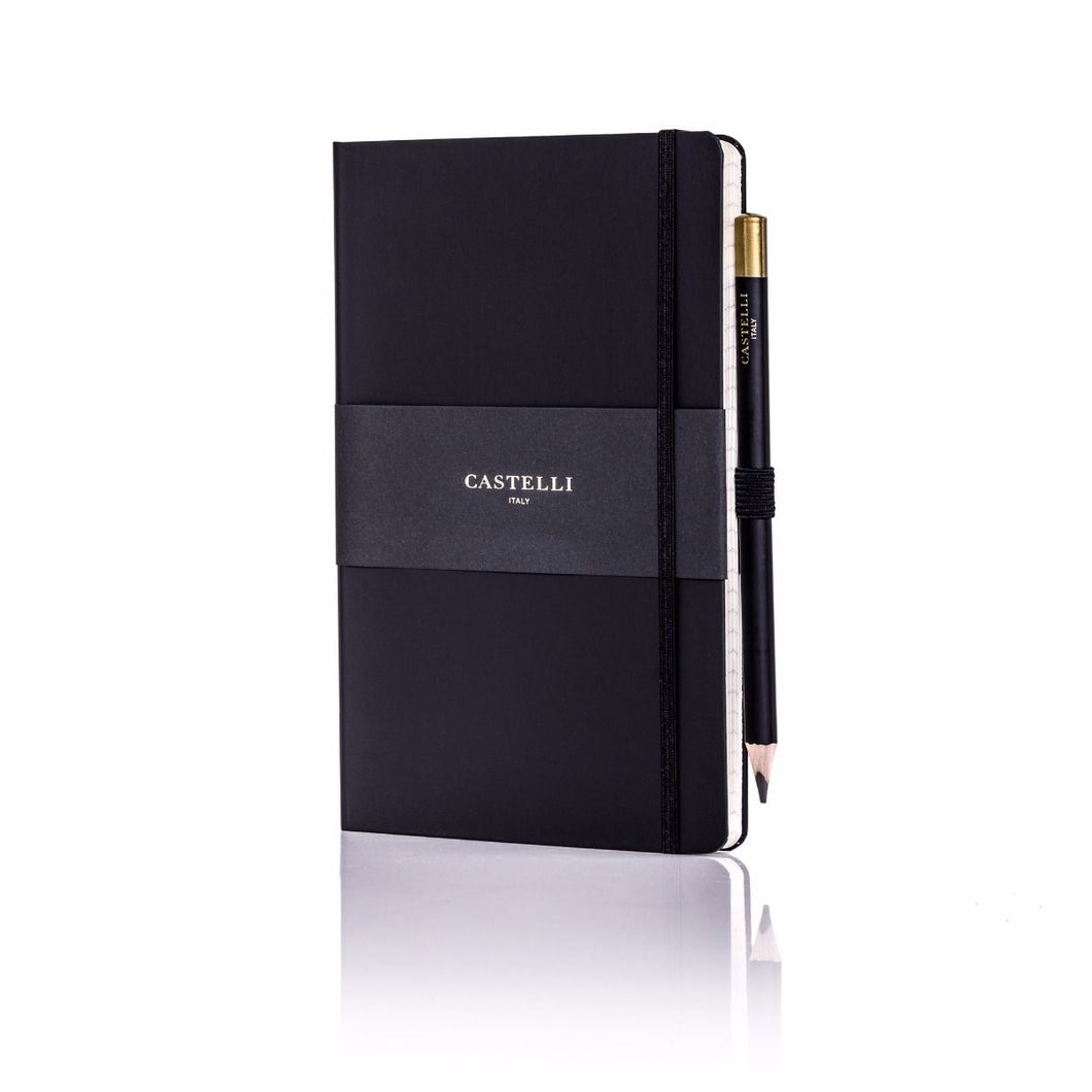 Castelli - Matra Notebook Black