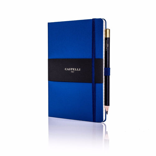 Castelli - Matra Notebook China Blue