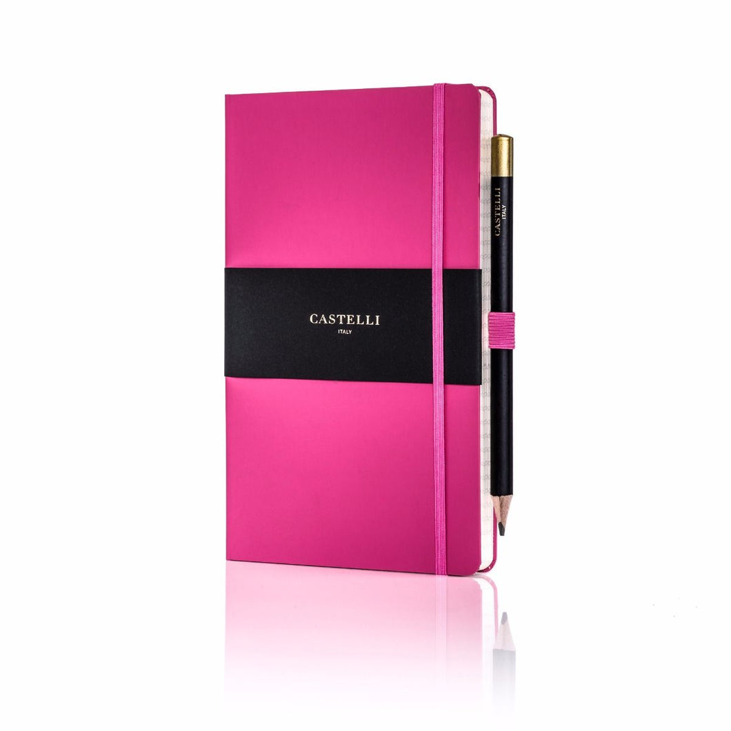 Castelli - Matra Notebook Pink
