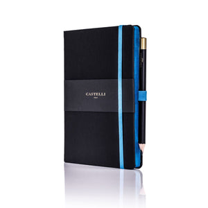Castelli - Tucson Edge A5 Notebook Blue