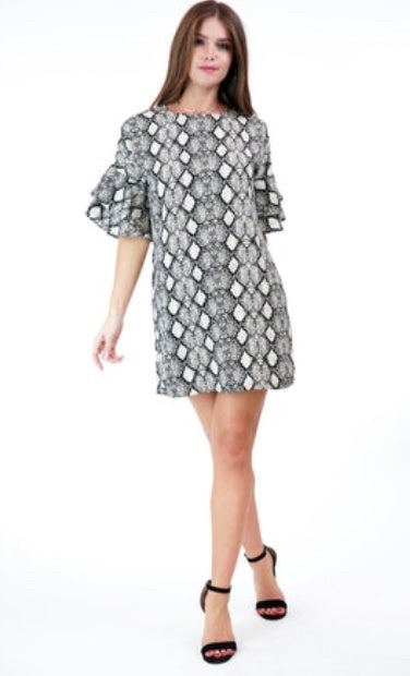 Mariela Shift Dress - Refinery