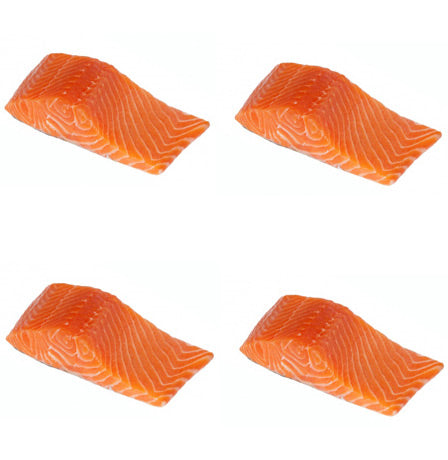 ATLANTIC SALMON - 4 PORTIONS