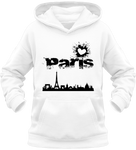 Sweat Enfant Capuche LOVE PARIS
