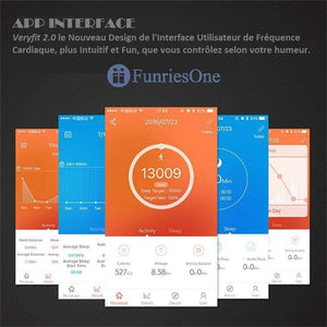 Smart Fitness Tracker - FunriesOne