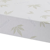 Aloe Vera Therapeutic Memory Foam Mattress 8""
