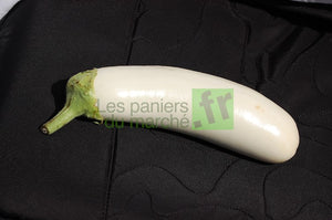Aubergines blanches - 500 g