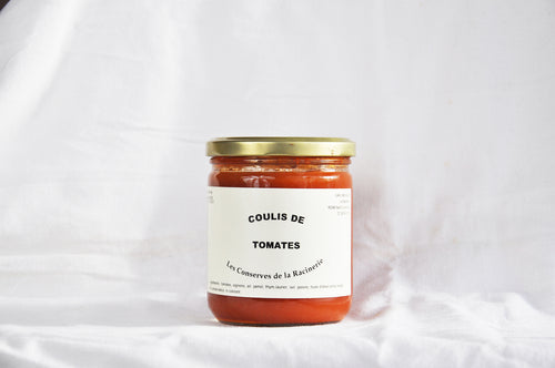 Conserves - Coulis de tomates - 720 ml