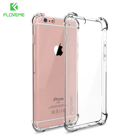 High Quality TPU Silicone Case for iPhone 7 and Newer