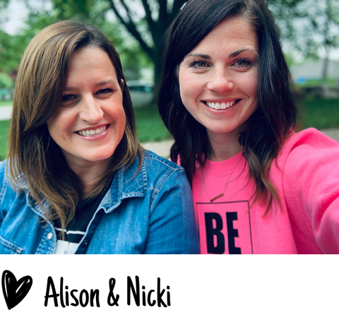 Be You Founders Alison & Nicki