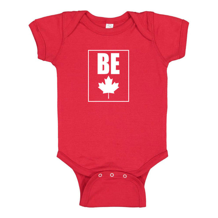 Be (Maple Leaf) Baby Onesie, 6 Months