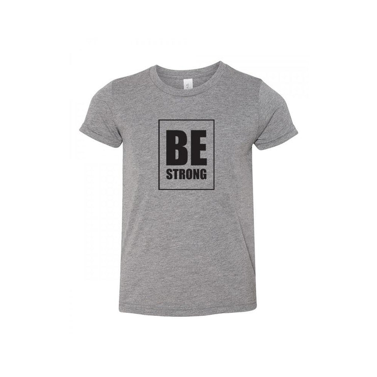 Be Strong Premium Youth T